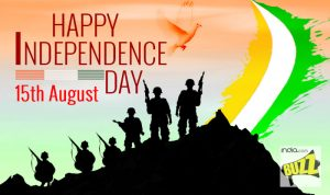 Happy Independence Day 2018 WhatsApp Messages in Hindi