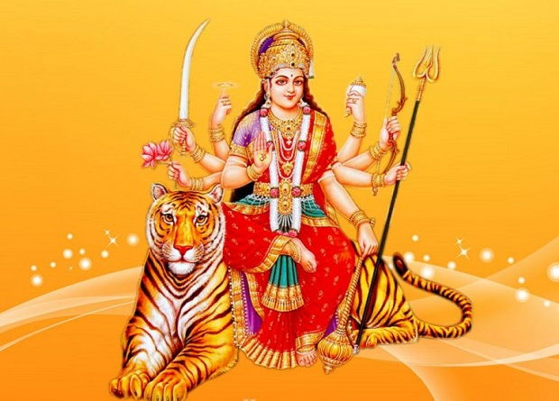 Goddess Durga HD Wallpaper